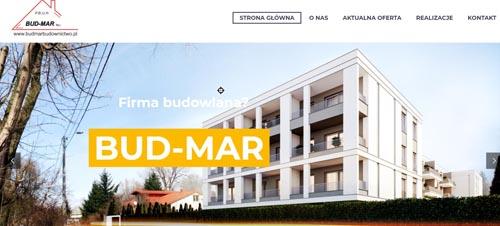strona internetowa budmarbudownictwo