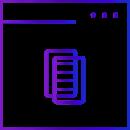 ikona dsz- teksty